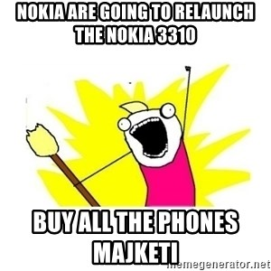 clean all the things blank template - Nokia Are Going To Relaunch The Nokia 3310  Buy all the phones                                       majketi