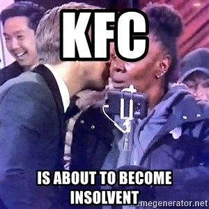Ryan Gosling Oscars - Kfc is about to become insolvent