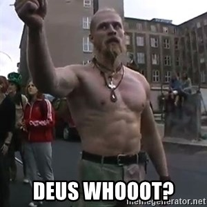 Techno Viking -  Deus whooot?