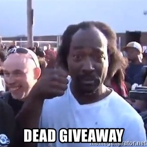 charles ramsey 3 -  dead giveaway