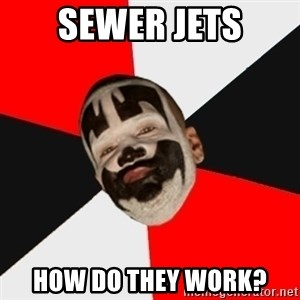 Insane Clown Posse - Sewer Jets How Do They Work?