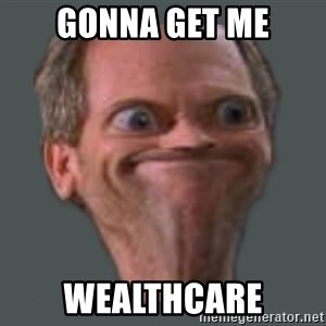 Housella ei suju - GOnna get me WEalthcare