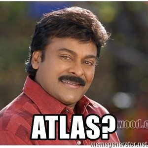 Typical Indian guy -  Atlas?