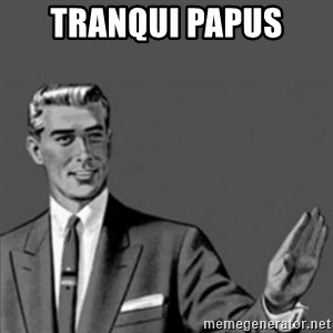 Correction Guy - TRANQUI PAPUS