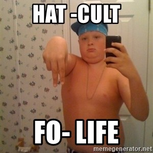 Cookie Gangster - Hat -cult fo- life