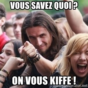 Ridiculously Photogenic Metalhead - Vous savez quoi ? On vous kiffe !