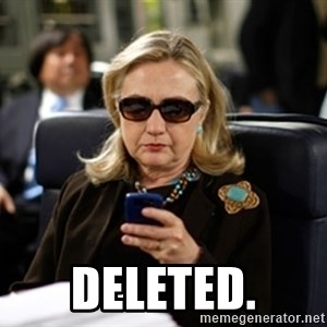 Hillary Text -  DELETED.