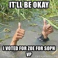 nais gan - it'll be okay  i voted for zoe for soph vp
