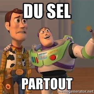 Toy Story Everywhere - Du sel partout
