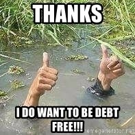 nais gan - THANKS I DO WANT TO BE DEBT FREE!!!