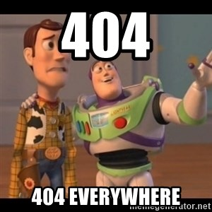 X, X Everywhere  - 404 404 EVERYWHERE