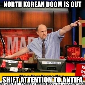 Karma Cramer - North Korean doom is out Shift attention to antiFA