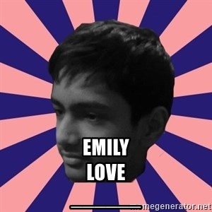 Los Moustachos - I would love to become X -  emily Love ______