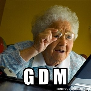 Internet Grandma Surprise -  G D M