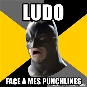 Bad Factman - ludo  face a mes punchlines