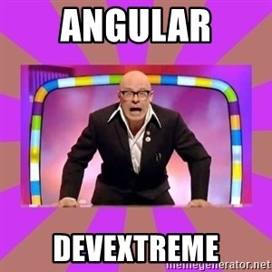 Harry Hill Fight - Angular devextreme