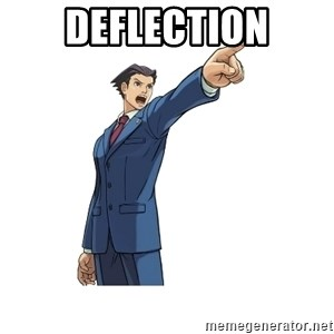 OBJECTION - Deflection