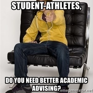 Justin Bieber Pointing - STUDENT-ATHLETES, DO YOU NEED BETTER ACADEMIC ADVISING?