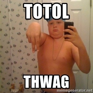 Cookie Gangster - totol thwag