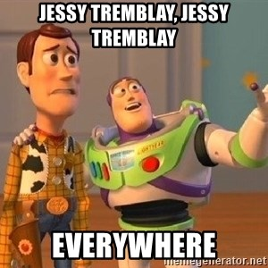 Consequences Toy Story - JESSY TREMBLAY, JESSY TREMBLAY EVERYWHERE