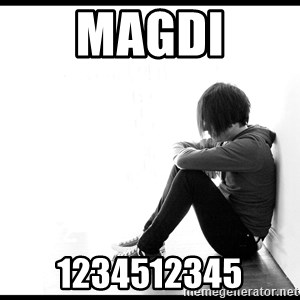 First World Problems - magdi 1234512345