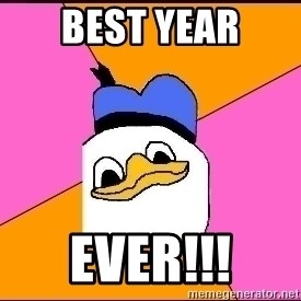 Uncle Dolan - best year ever!!!