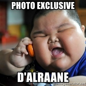 fat chinese kid - photo exclusive d'alraane