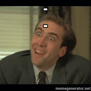 Nick Cage - -                                                         -