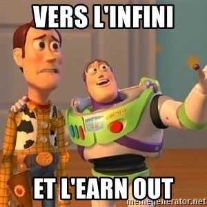 Consequences Toy Story - VERS L'INFINI ET L'EARN OUT