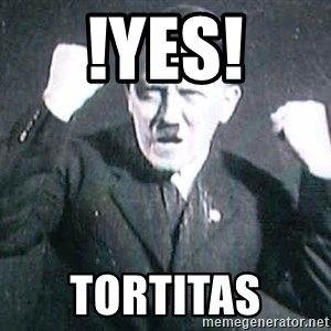 Successful Hitler - !YES! Tortitas