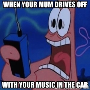 EXTRA THICC 2.0 - When your mum drives off with your music in the car