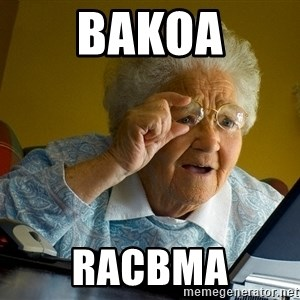 Internet Grandma Surprise - Bakoa racbma