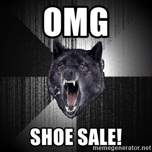 flniuydl - OMG Shoe Sale!