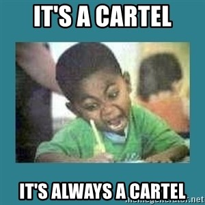 I love coloring kid - it's a cartel it's always a cartel
