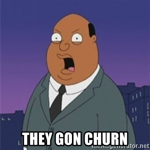 ollie williams - THEY GON CHURN