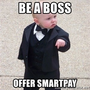 gangster baby - Be a boss Offer smartpay