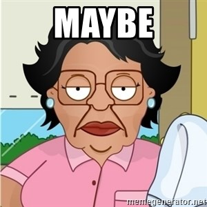 Consuela - Maybe