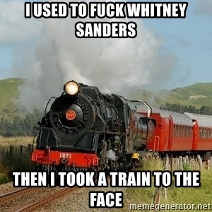 Success Train - I Used To FUCK WHITNEY sanders Then I Took A Train To The face