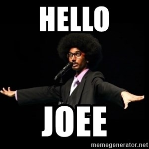 AFRO Knows - Hello Joee