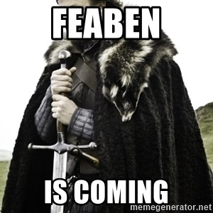 Ned Game Of Thrones - feaben is coming