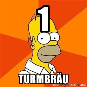Homer Advice - 1 turmbräu