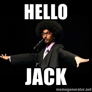 AFRO Knows - Hello Jack
