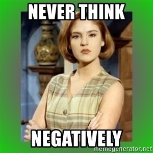 Donya Angelica - never think negatively