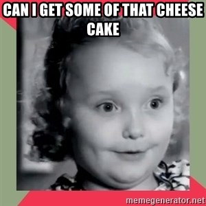 Honey Boo Boo Child - Can i get some of that cheese caKe