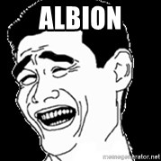 Laughing - ALBION