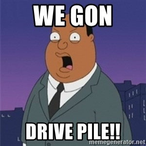 ollie williams - We gon  DRIve PILe!!