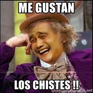 yaowonkaxd - me gustan  los chistes !!