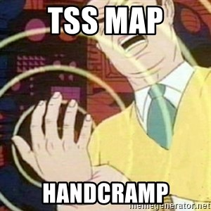 must not fap - tss map handcramp
