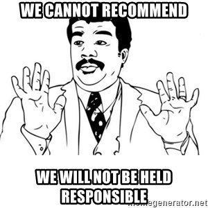 neil degrasse tyson reaction - We cannot recommend We will not be held responsible