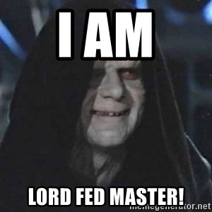 Sith Lord - i am  lord fed master!